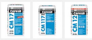 Ceresit - облицовочные материалы
