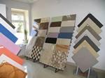 Выставочный зал | полированная плитка